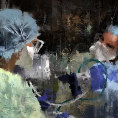 Hommage à nos soignants II